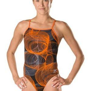 Speedo 6 32 Cyclone One Piece Swimsuit Endurance